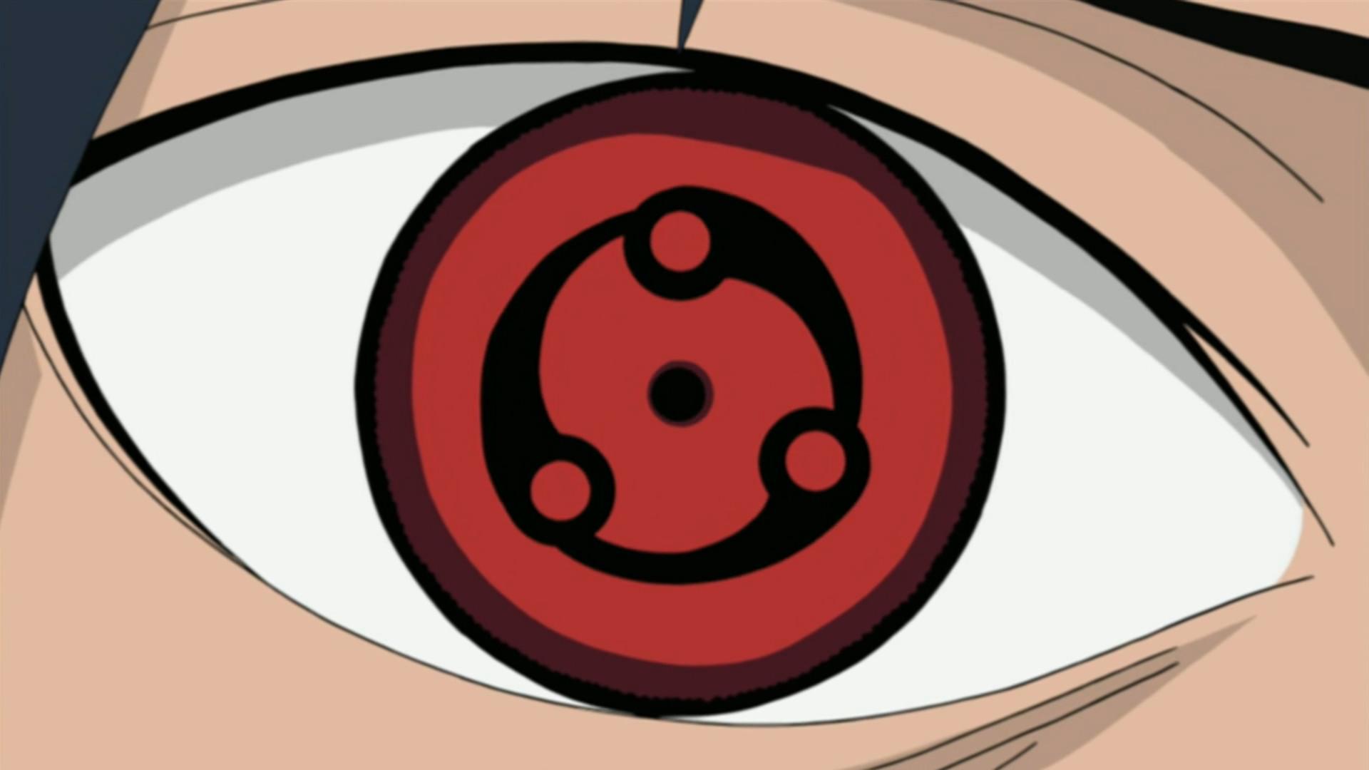 Exotic Eye Designs: His Mangekyo Sharingan …
