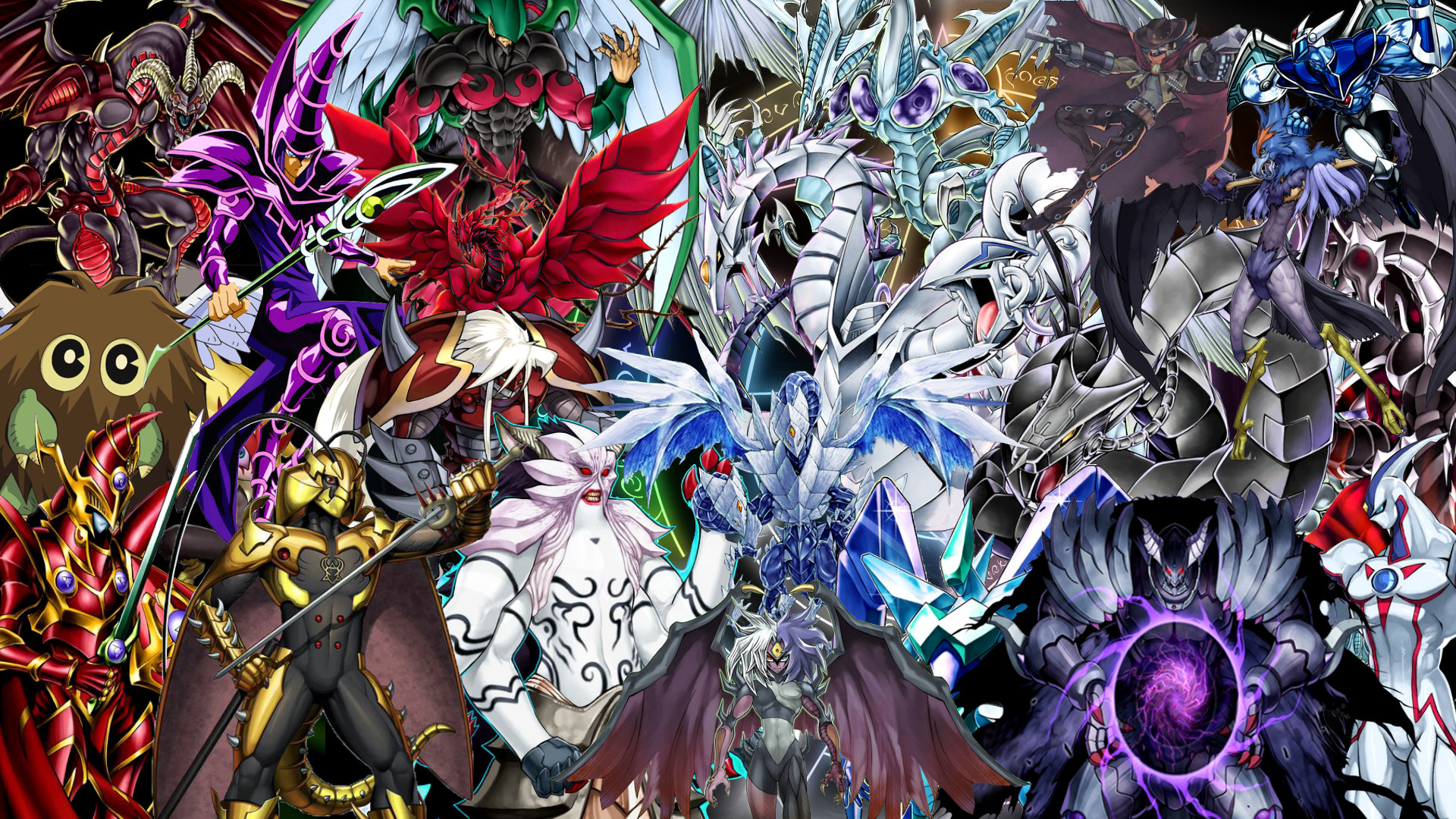 YuGiOh HD Wallpapers Backgrounds Wallpaper
