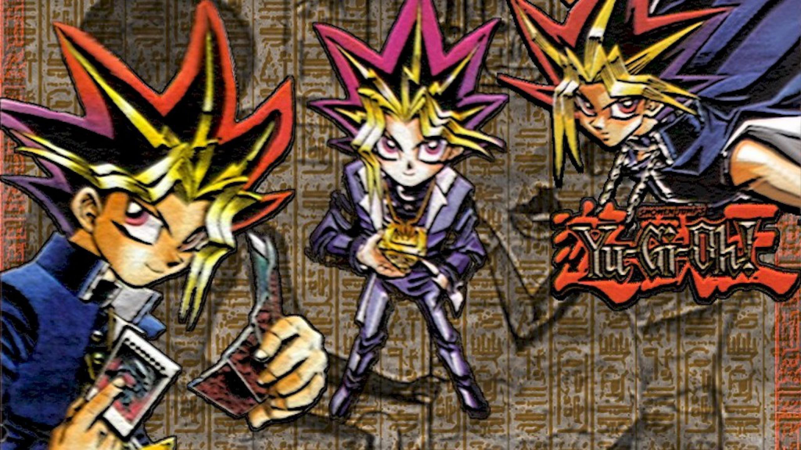 954KiB, 2560×1440, YuGiOh Manga.jpg