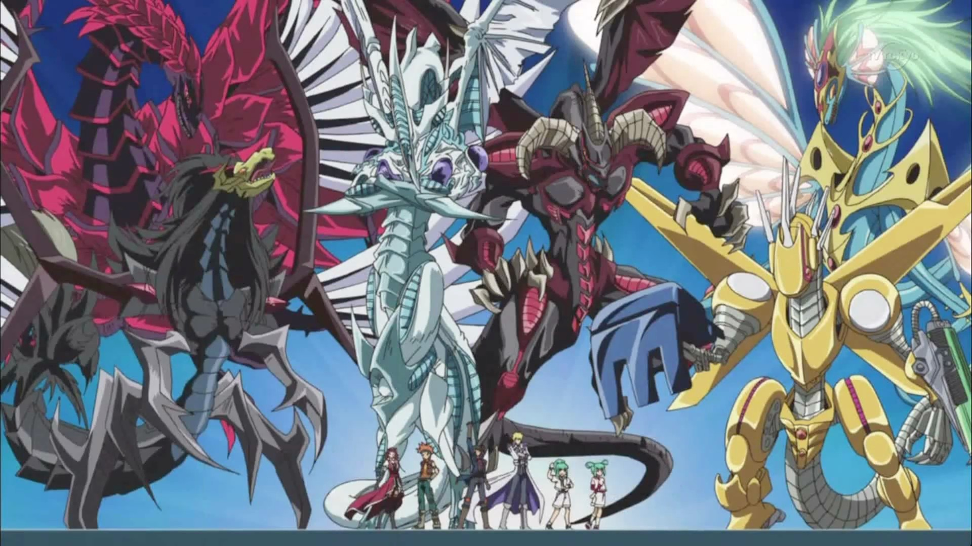 YuGiOh Ds Wallpapers Wallpaper Yu-Gi-Oh!