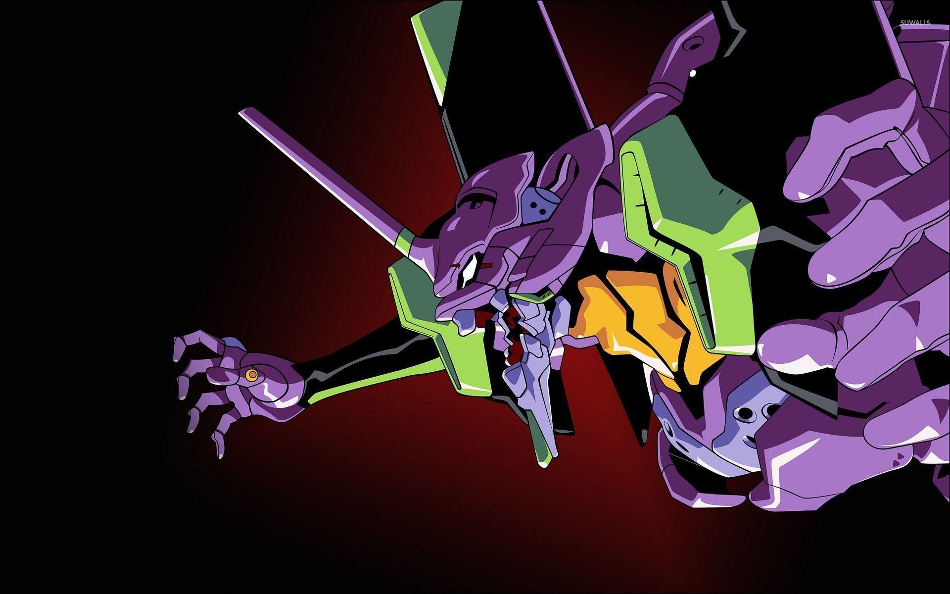 Neon Genesis Evangelion wallpaper – Anime wallpapers – #8846