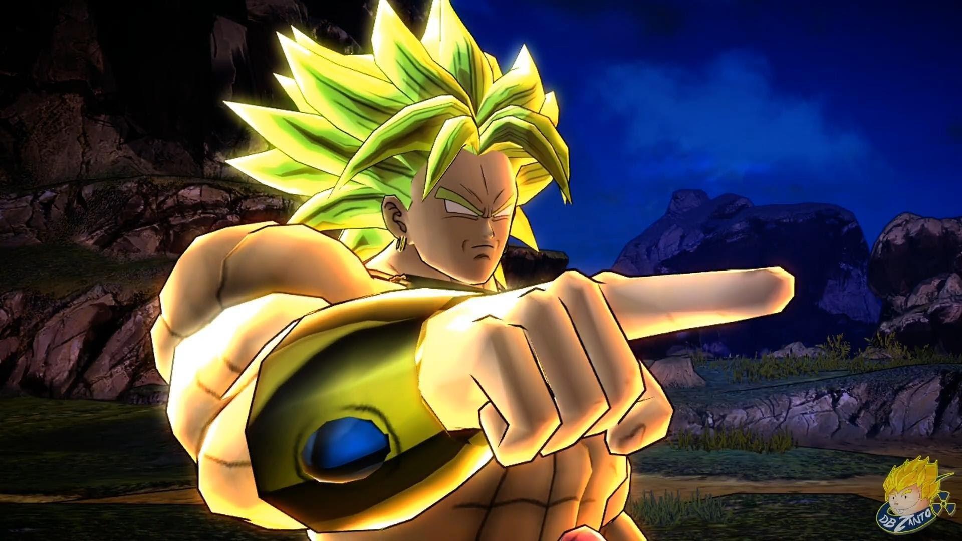 Dragon Ball Z: Battle of Z –   Super Saiyan Broly   (Part 49)【FULL HD】 –  YouTube
