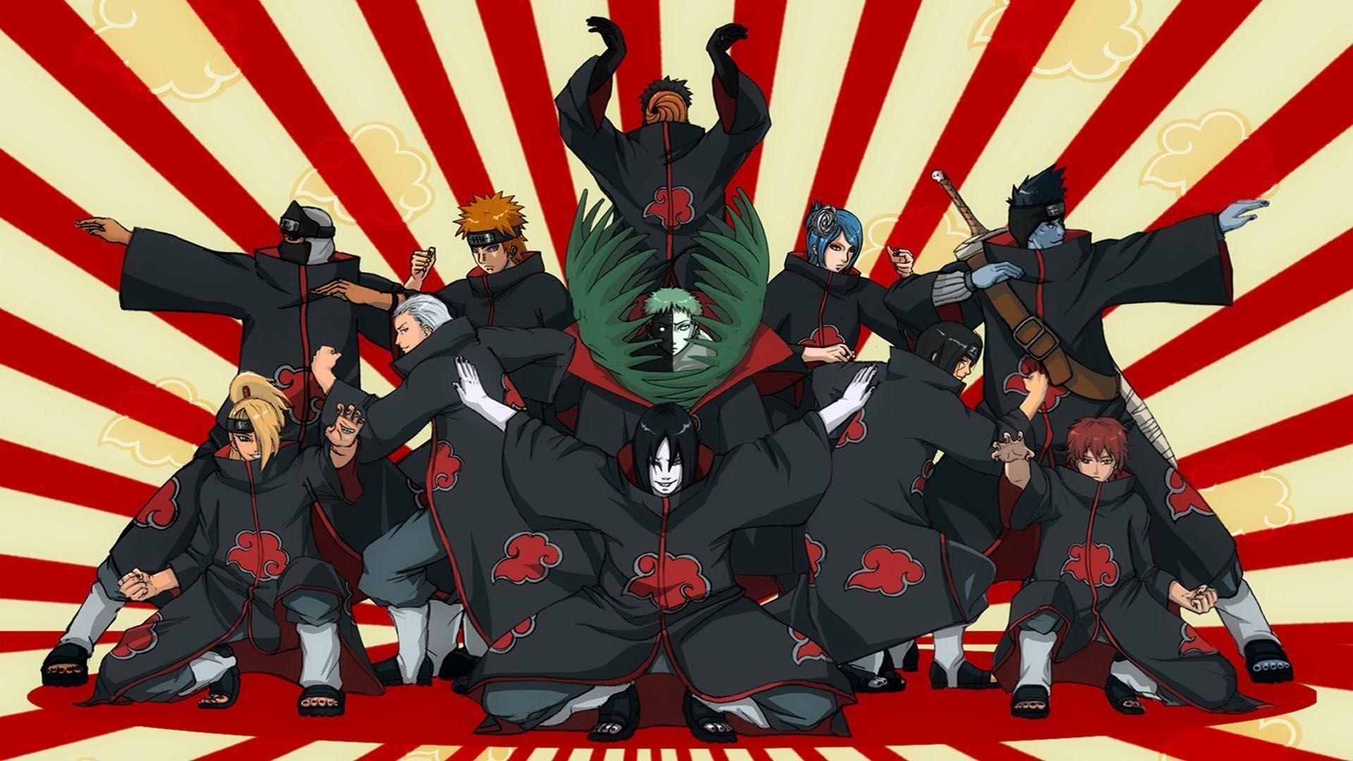 Download Naruto Free Akatsuki Funny Wallpaper Background Picture .