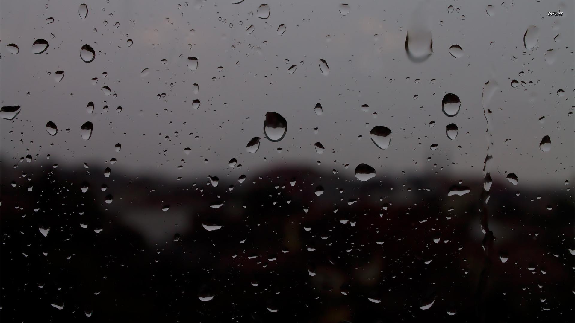 Raindrops And Clouds Wallpaper Raindrop Wallpapers