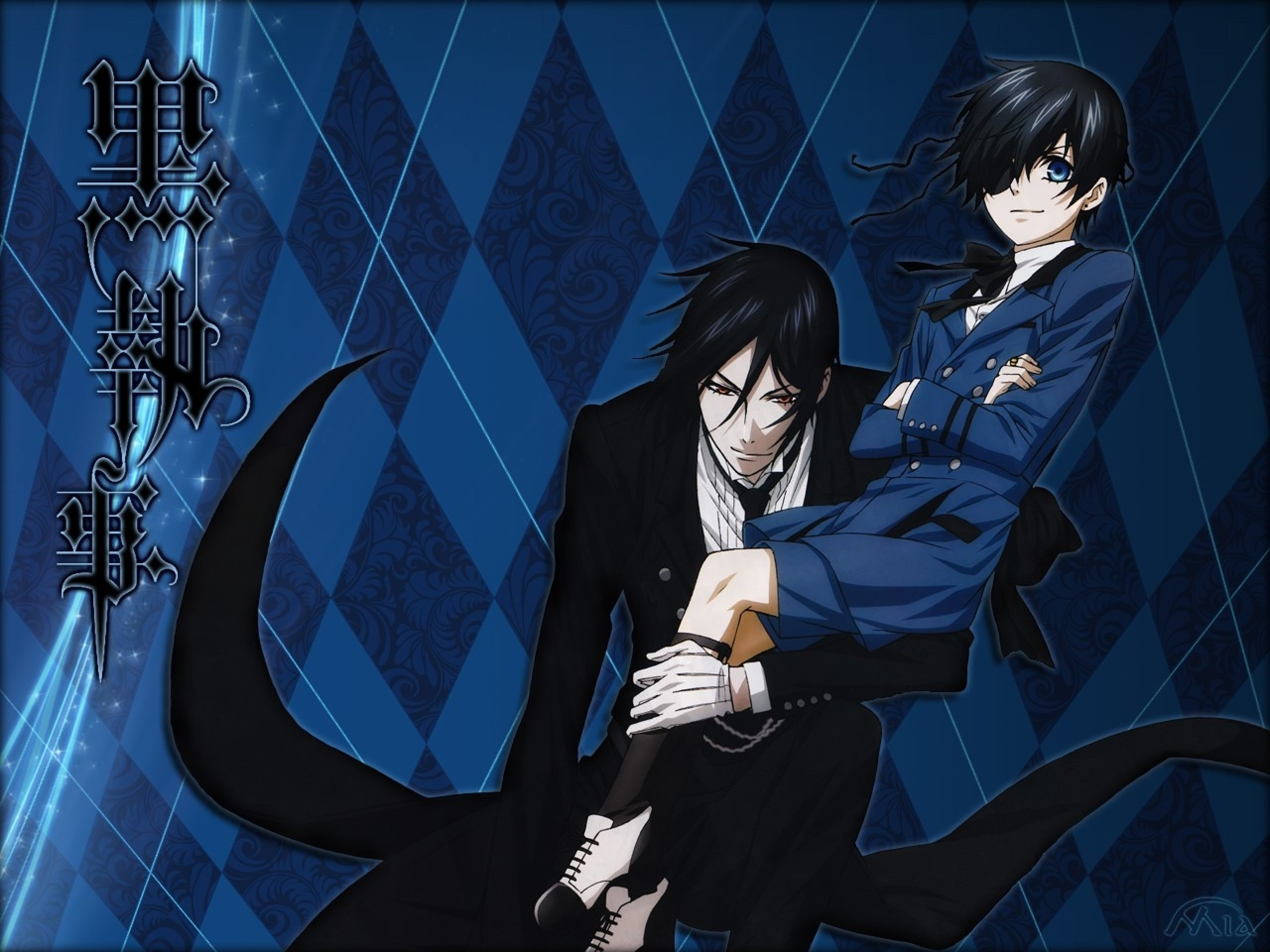 Black Butler Characters images Black Butler Wallpaper HD wallpaper and  background photos