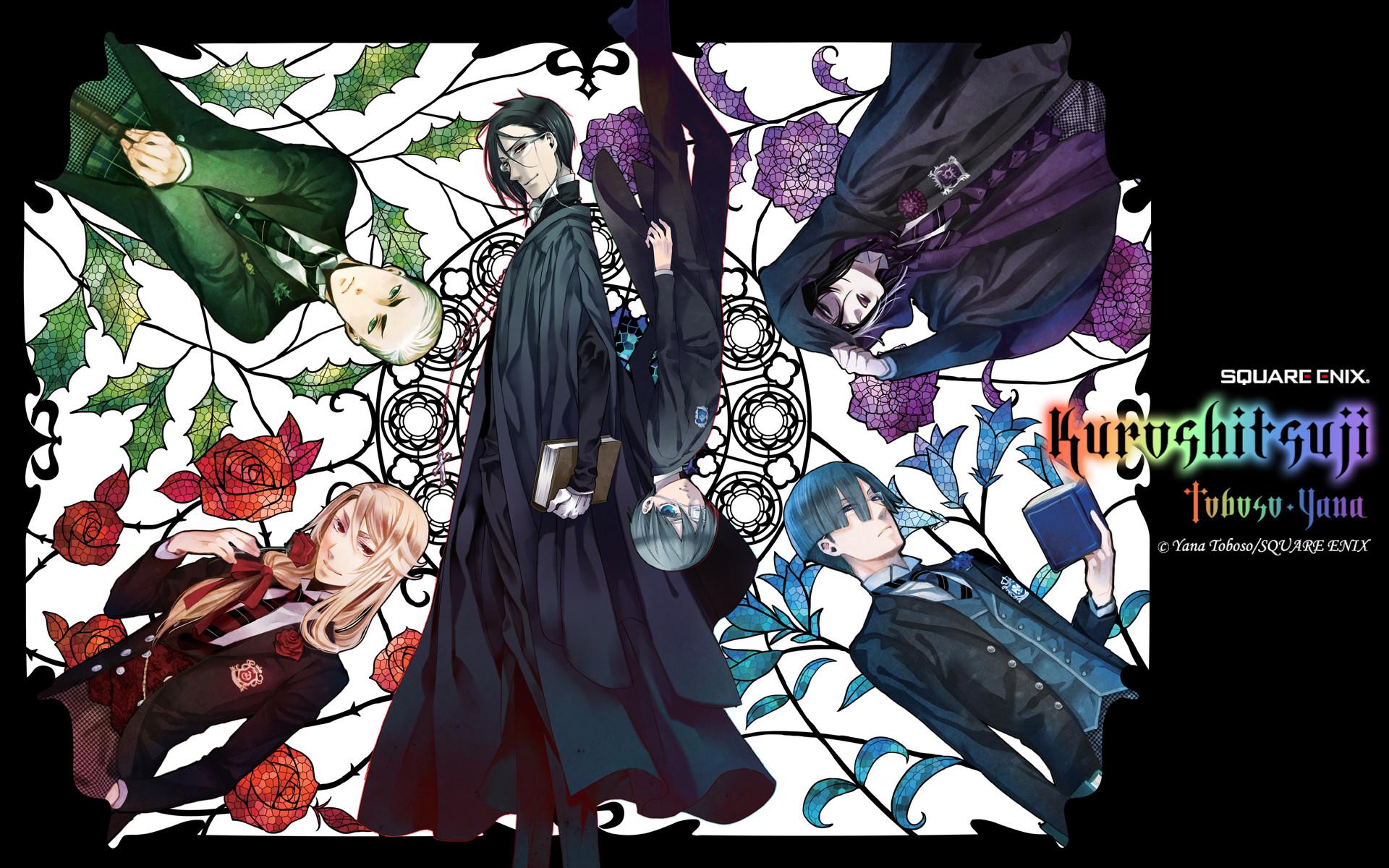 Kuroshitsuji · download Kuroshitsuji image