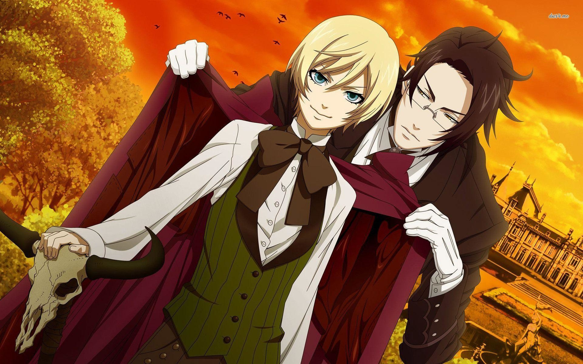 Most Downloaded Black Butler Wallpapers – Full HD wallpaper search