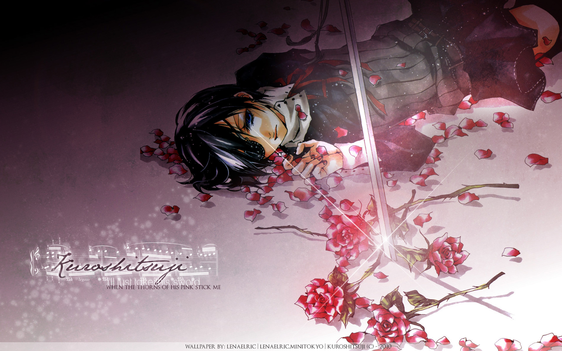 229 Black Butler HD Wallpapers | Backgrounds – Wallpaper Abyss – Page 3