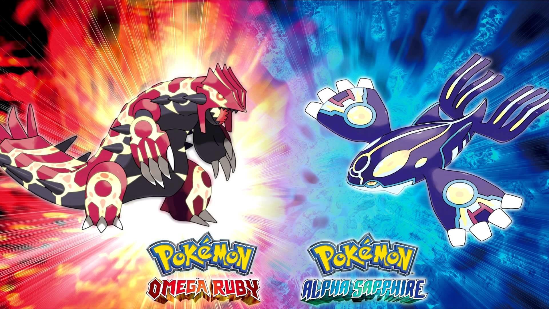 Summoning Ho-Oh / Lugia РPok̩mon Omega Ruby /Alpha Sapphire Music