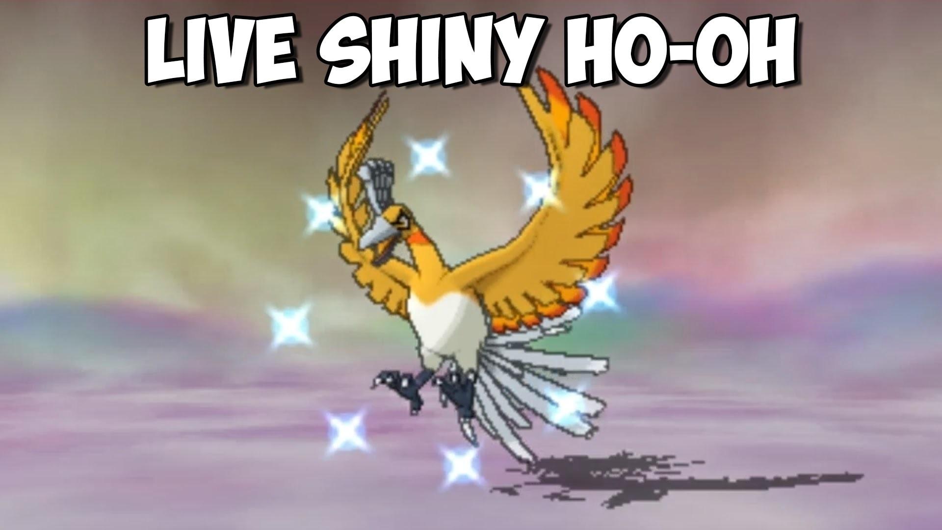 LIVE SHINY HO-OH AFTER 554 SOFT RESETS – Pokemon Omega Ruby/Alpha Sapphire  Highlight