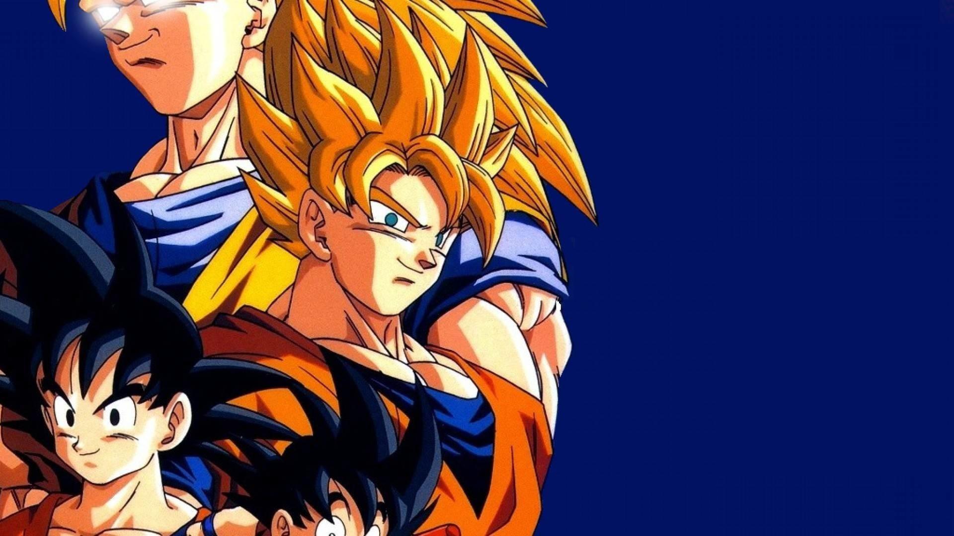 Super Saiyan Goku Wallpaper Hd HDWallpaper.net 1920×1080