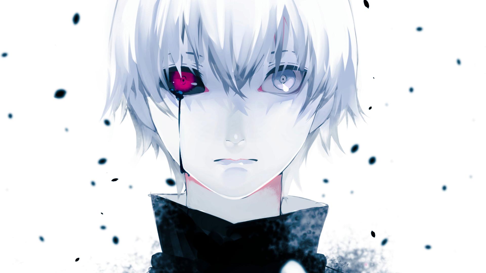 Anime – Tokyo Ghoul Heterochromia Ken Kaneki Wallpaper
