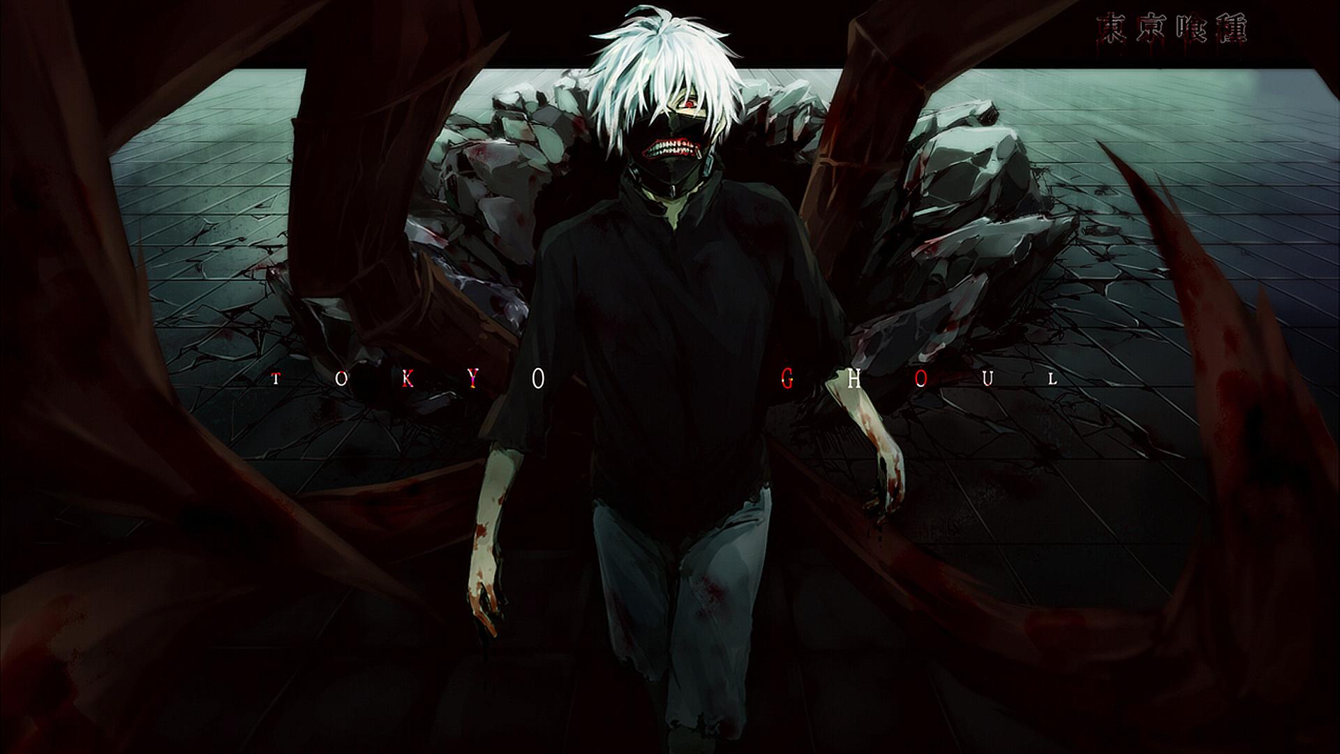 Anime – Tokyo Ghoul Ken Kaneki Wallpaper