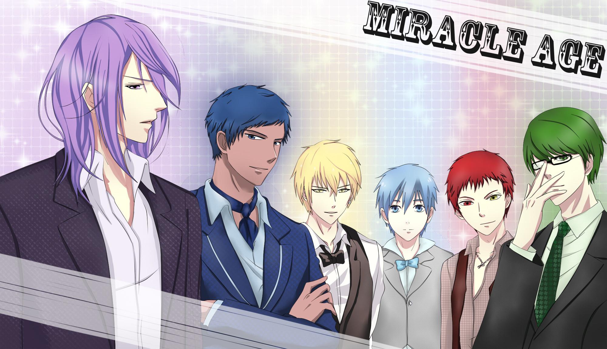 HD Wallpaper   Background ID:267403. Anime Kuroko's Basketball