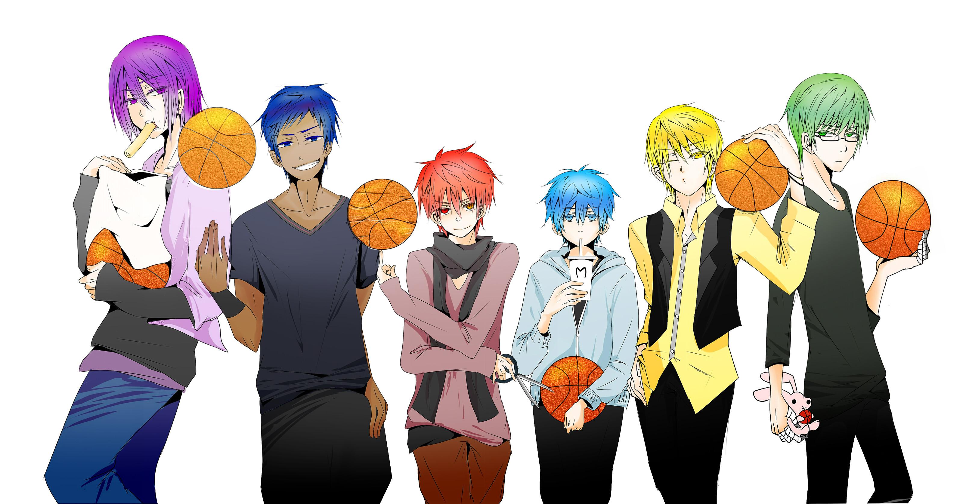 Multi Monitor – Anime Kuroko's Basketball Wallpaper