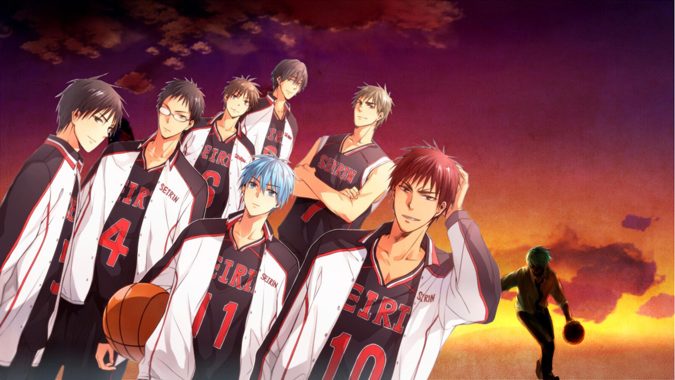 126 Kuroko Basketball