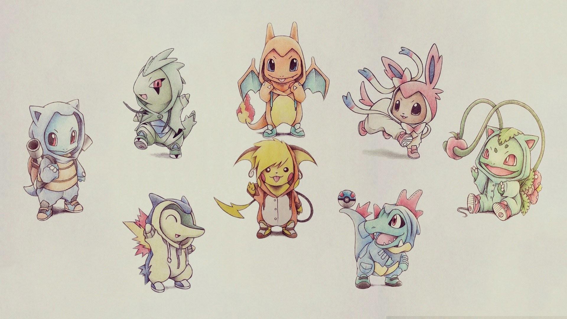 Baby Pokemon …
