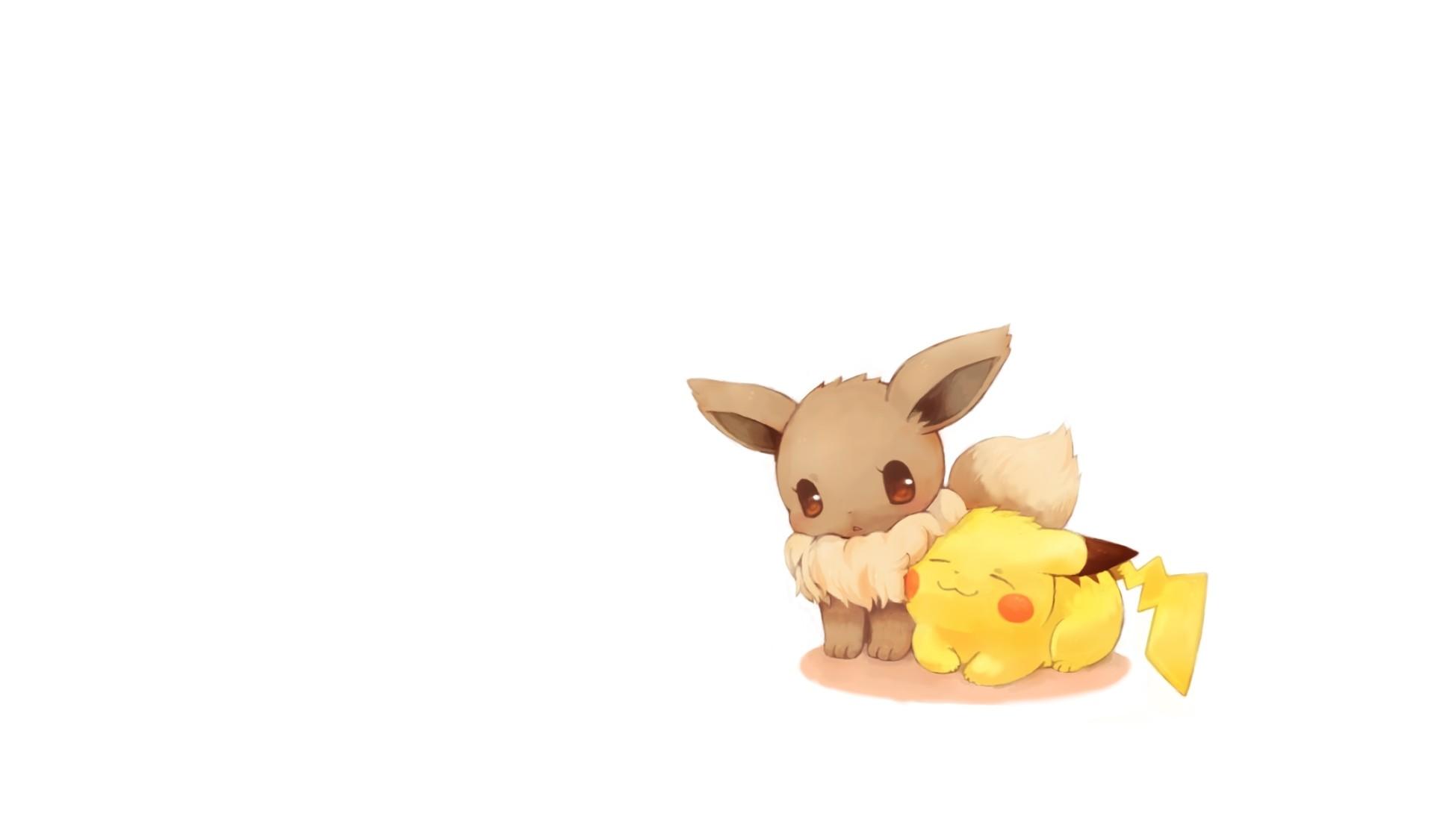 Pokemon Eevee Wallpaper. Download