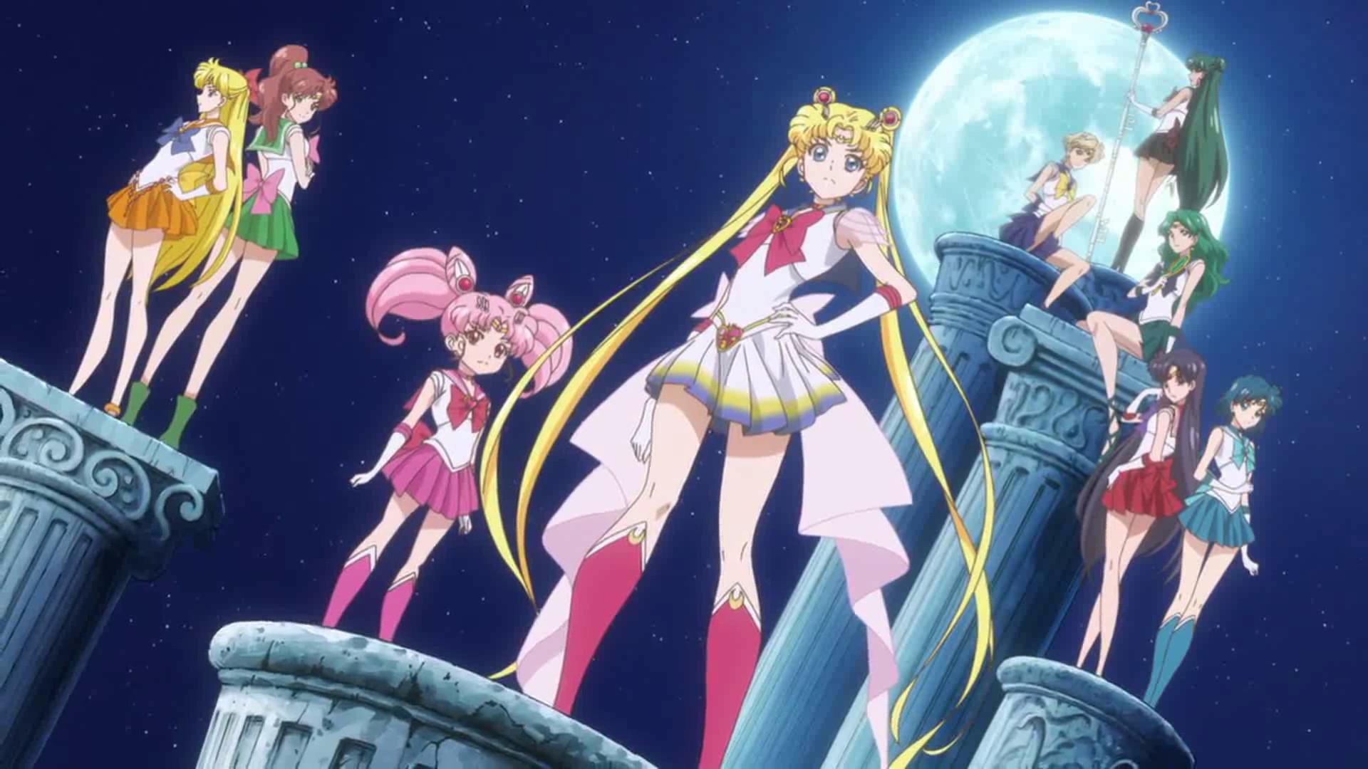 Resultado de imagen para Pretty Guardian Sailor Moon Crystal