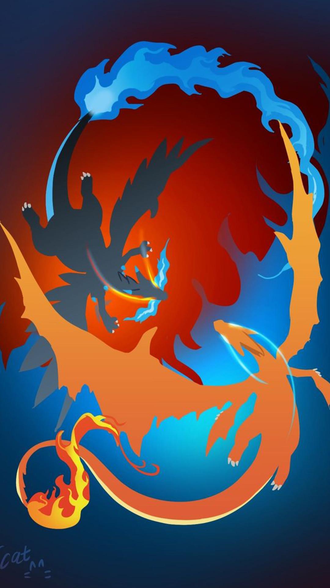 … Charmander Pokemon Go iphone 5 wallpaper hd