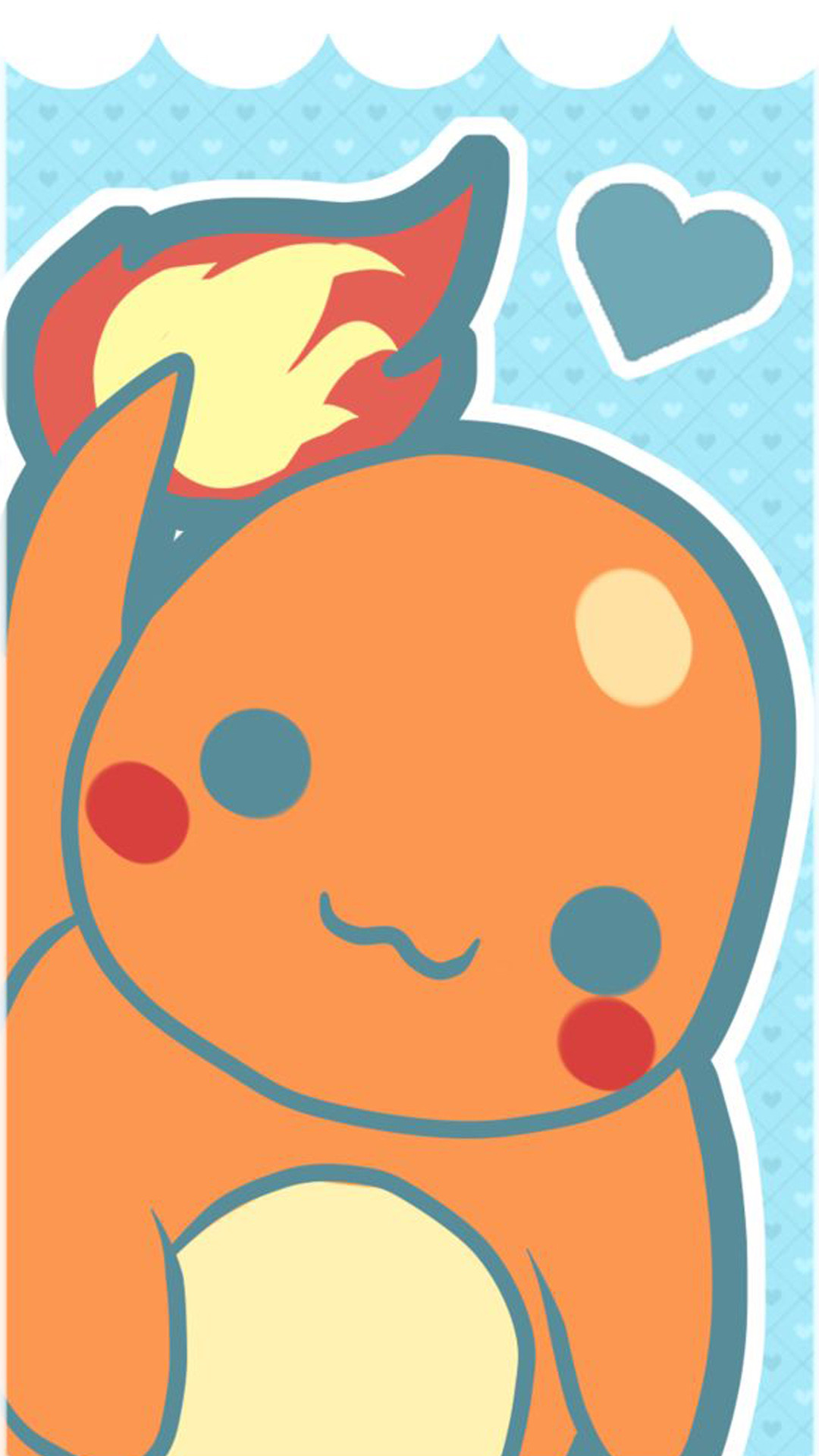 … Charmander Pokemon Go whatsapp wallpapers iphone hd