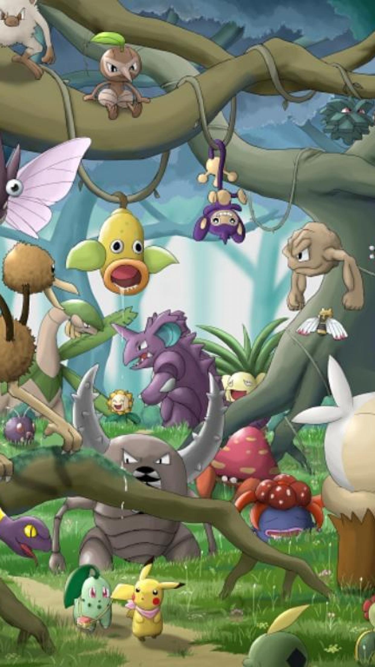 Pokemon Dragon ball Video game Pokmon HD Wallpapers, Desktop .
