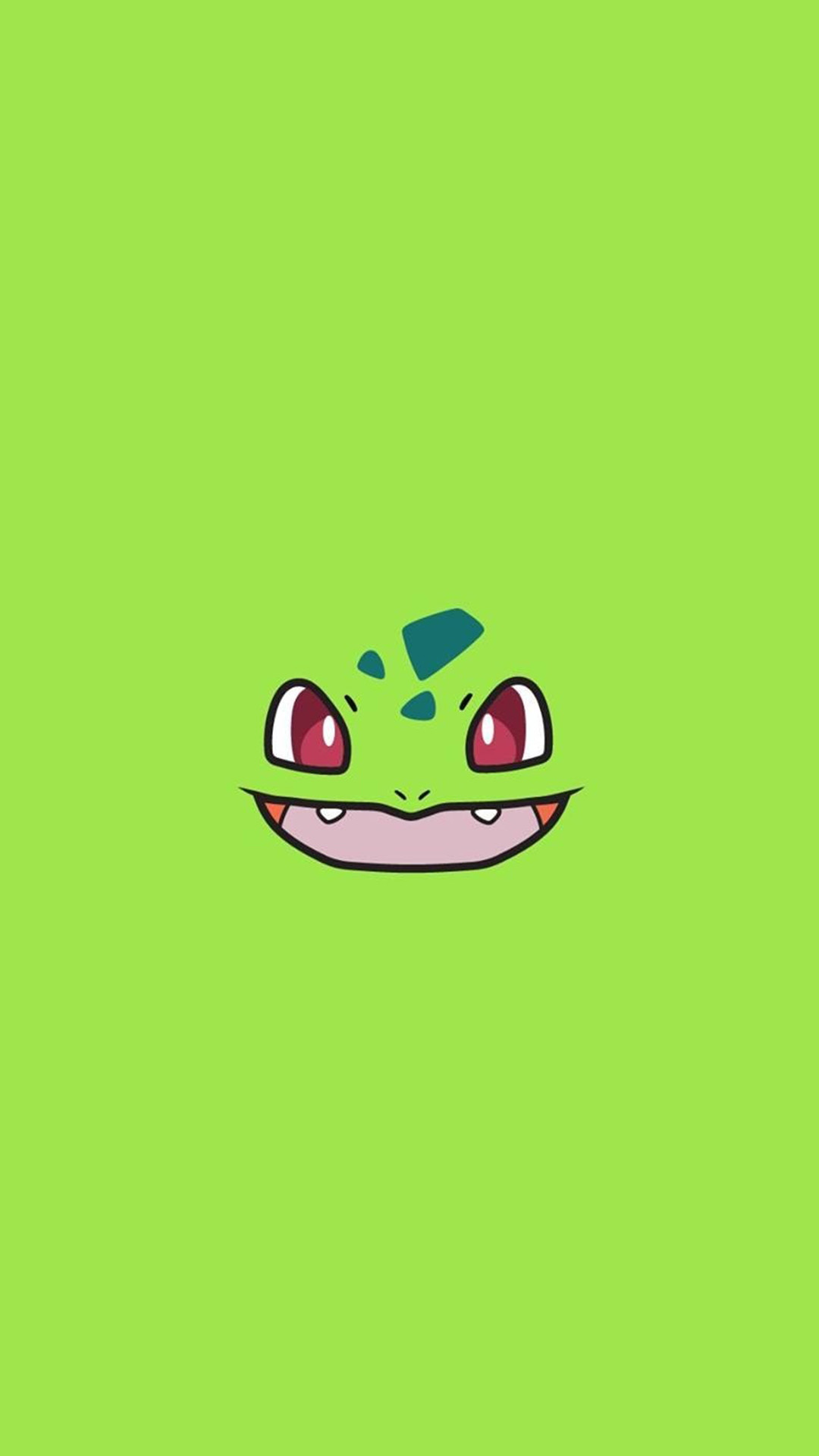 Bulbassauro Pokemon Character iPhone 6+ HD Wallpaper –  https://freebestpicture.com