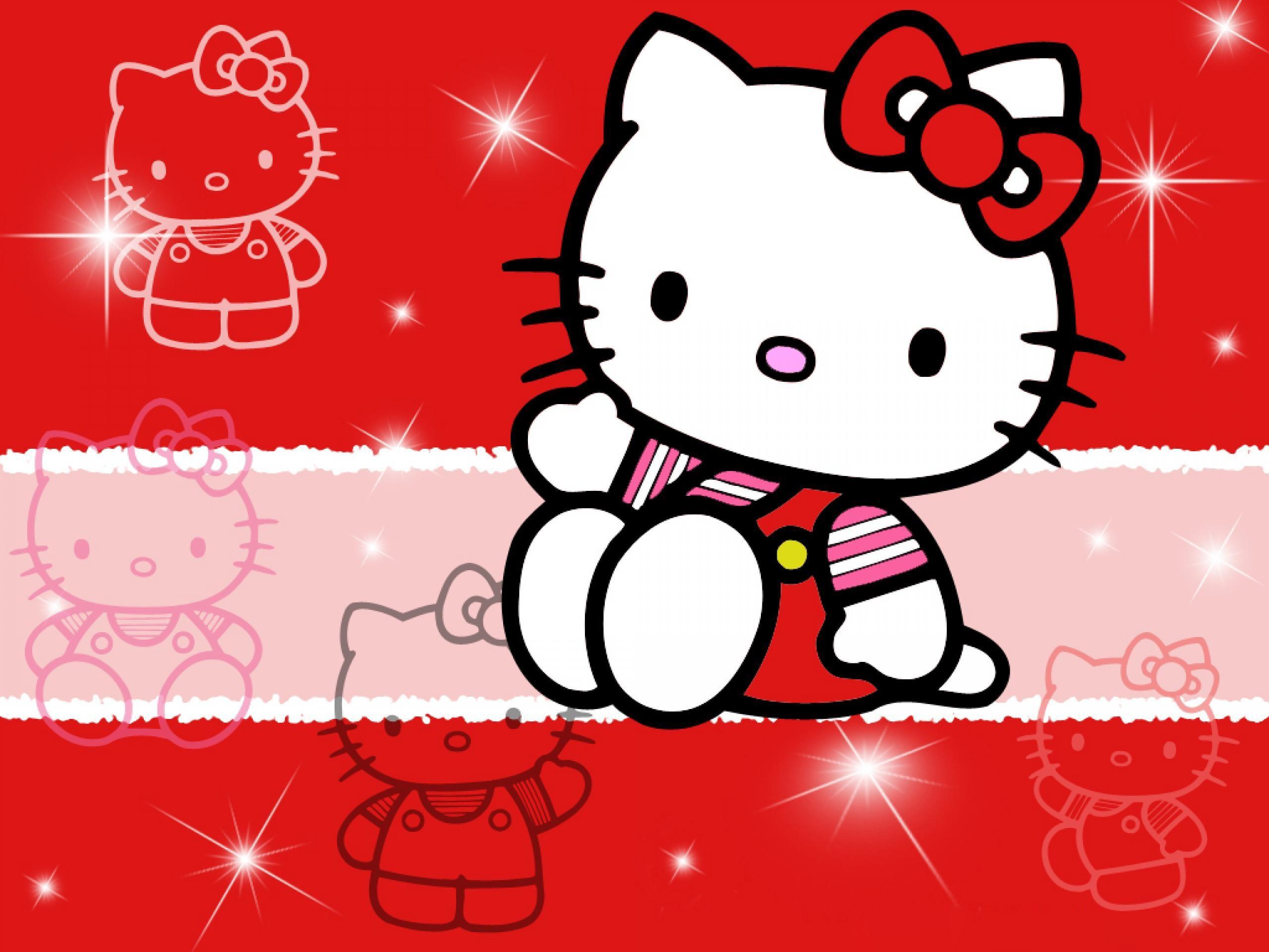 Hello Kitty Wallpaper Â« Funny Â« HD Wallpapers | ololoshka | Pinterest | Hello  kitty images
