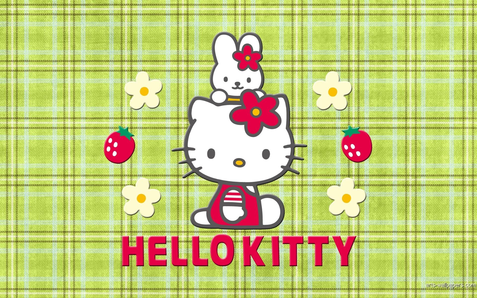 Hello Kitty Summer Wallpapers Pack 336: Hello Kitty Summer Desktop .