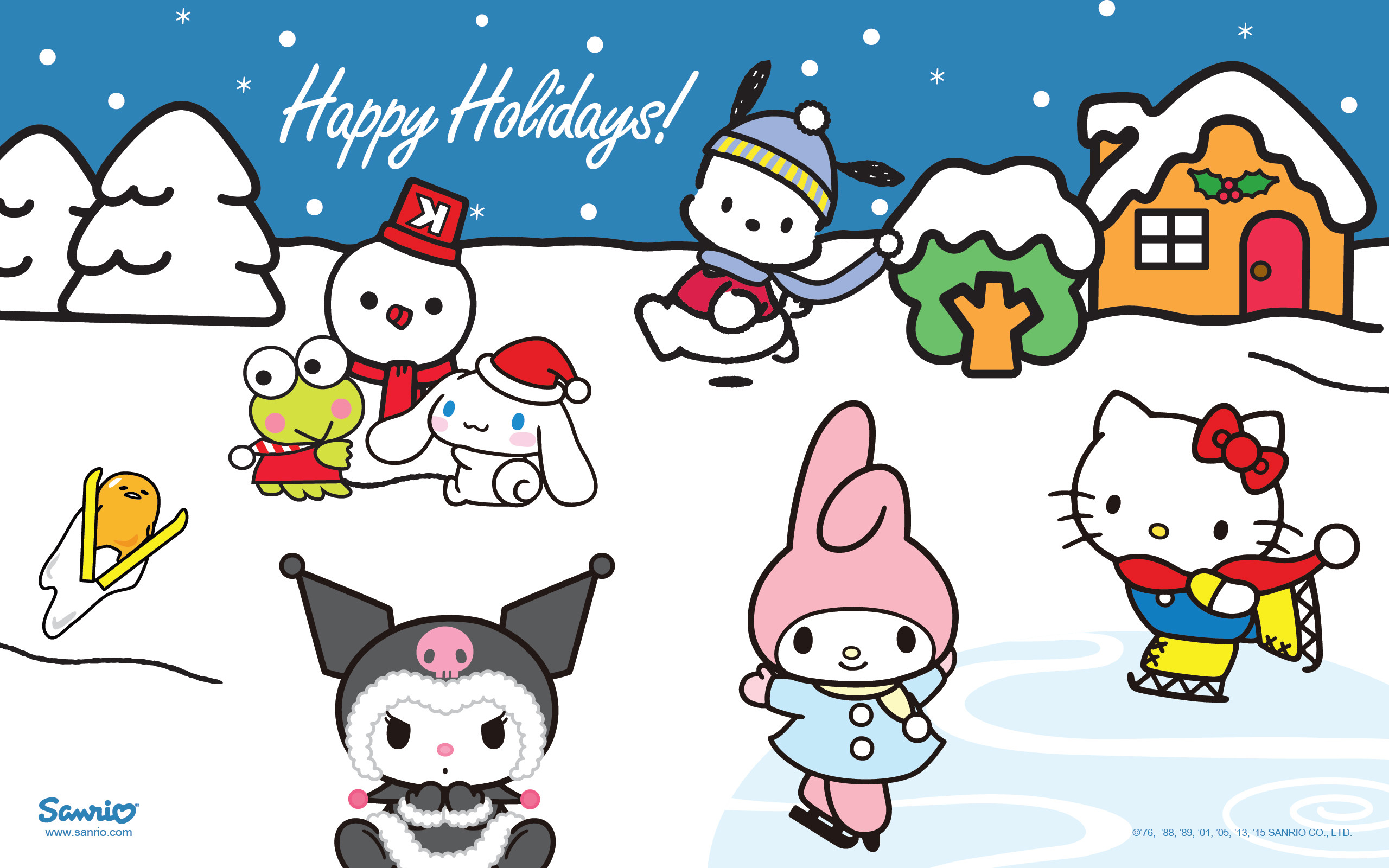 The official website for all things Sanrio – the official home of Hello  Kitty & Friends – games, events, characters, videos, shopping and more!
