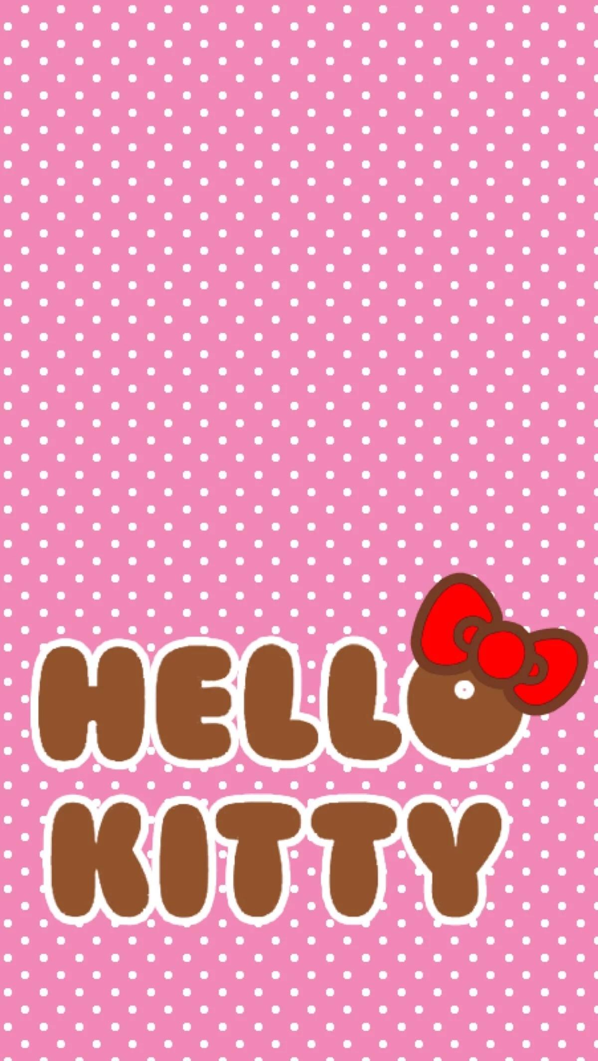 Hello Kitty Wallpaper, Sanrio, Kawaii, Screen, Funds, Christmas