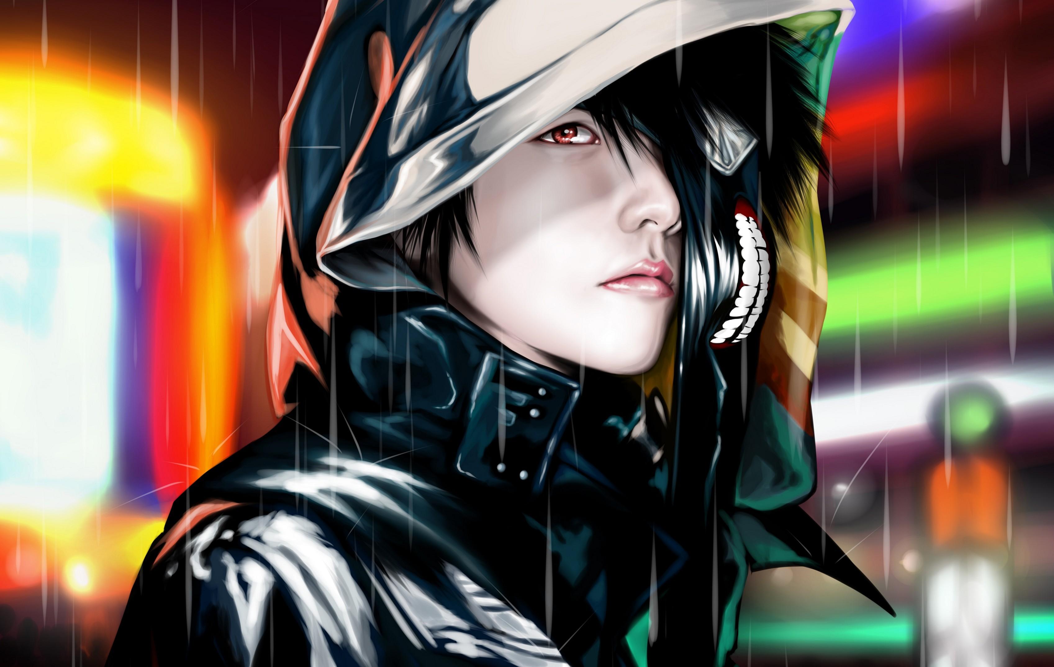 Tokyo Ghoul Live Dark Anime Wallpaper