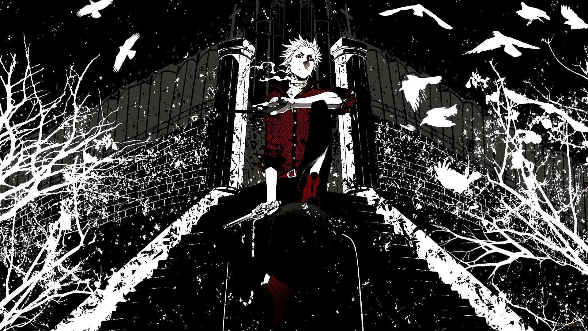 Dark Anime Wallpapers