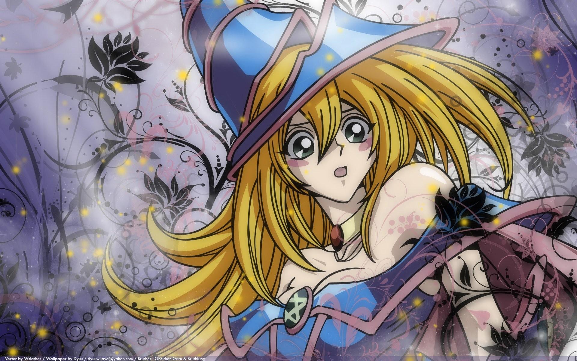 Yu-Gi Oh Dark Magician Girl Minitokyo