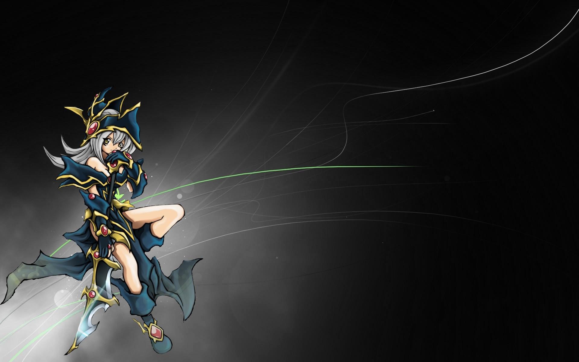 Dark Magician Girl YuGiOh! wallpaper Game wallpapers