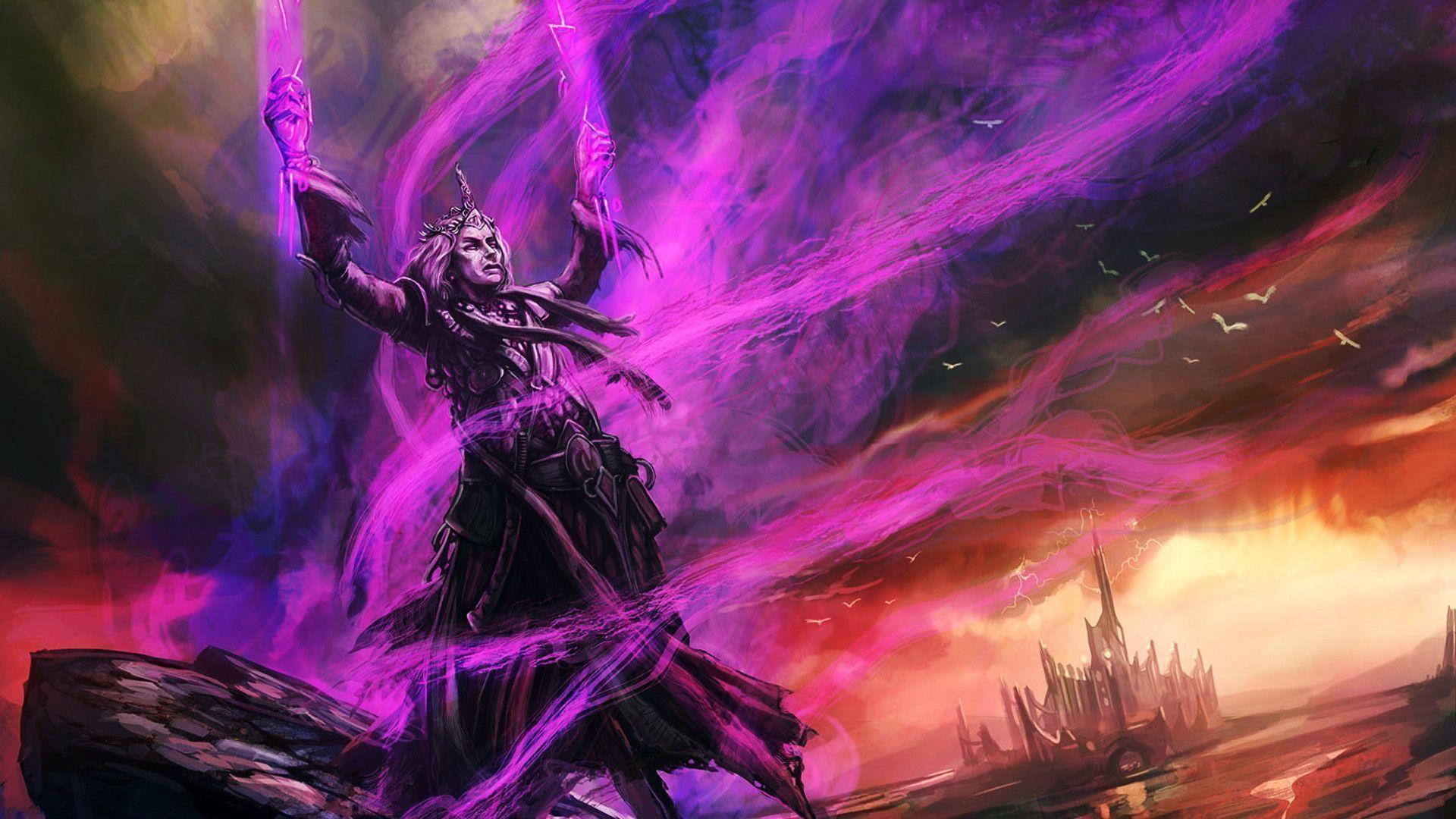 Dark Magician Wallpaper | HD Wallpapers, backgrounds high .