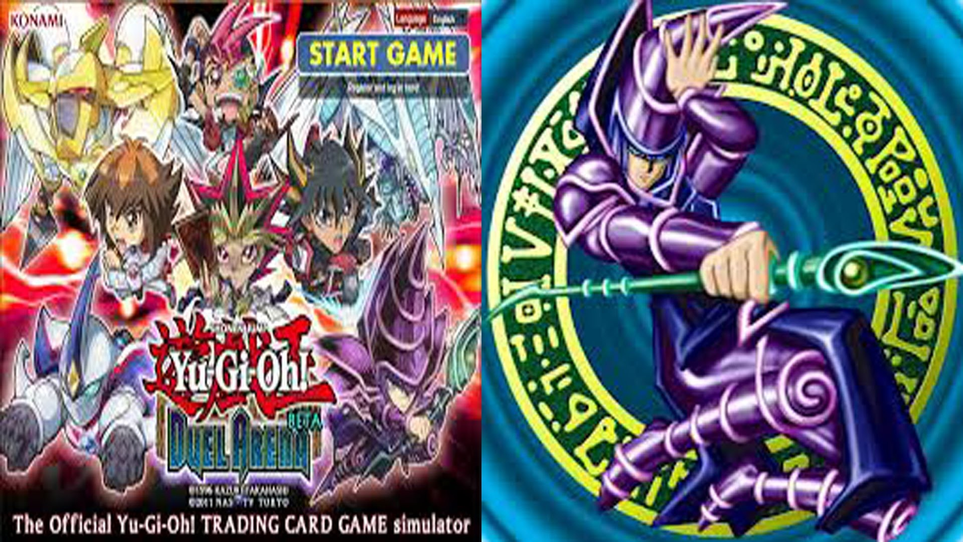 Yu-Gi-Oh Duel Arena – Single Player Quest Mode Stage 7-2 Vs Dark Magician