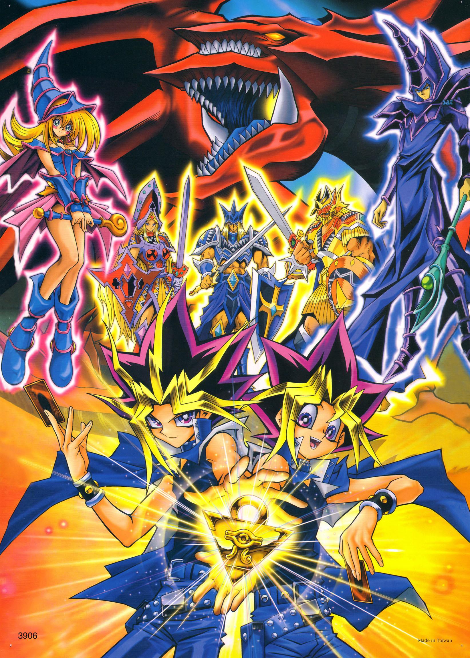 … download Yu-Gi-Oh! Duel Monsters image · 38 Fav Dark Magician