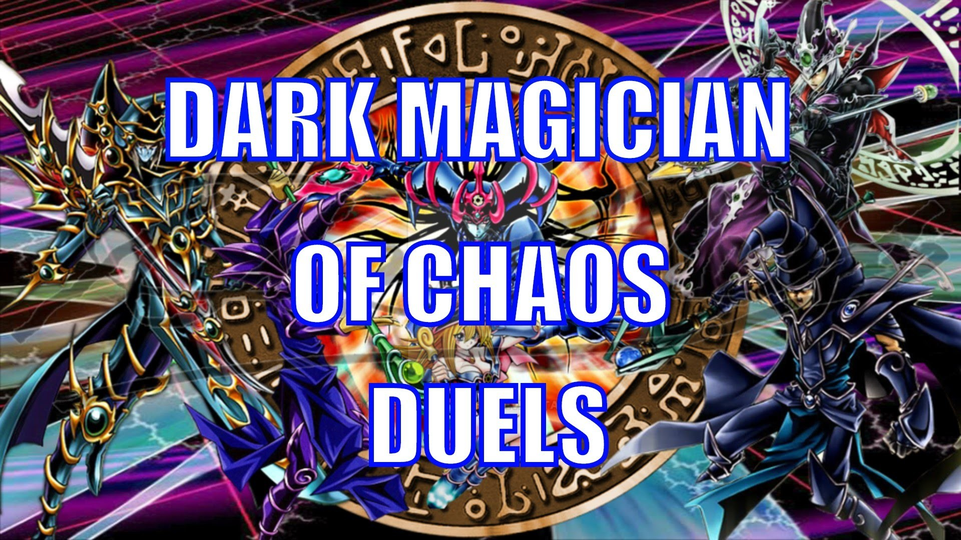 Yugioh – Dark Magician Duels – Dark Magician of Chaos & Magic Expand (With  Decklist) (2016) – YouTube