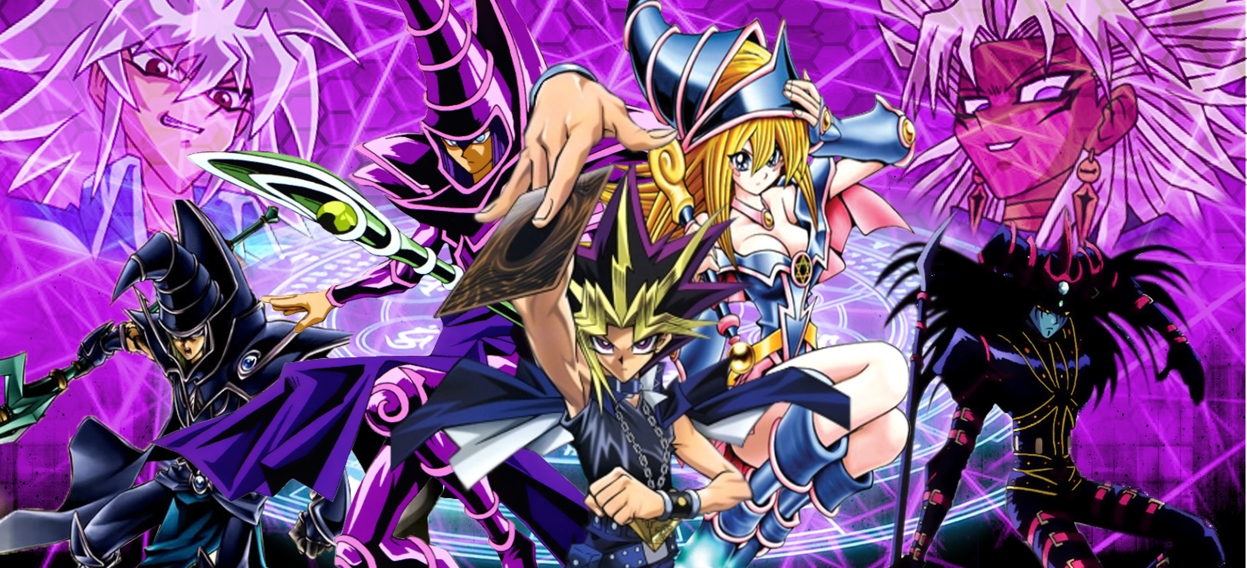 … Yu-Gi-Oh! Spellcaster's Hand by CryoSpear