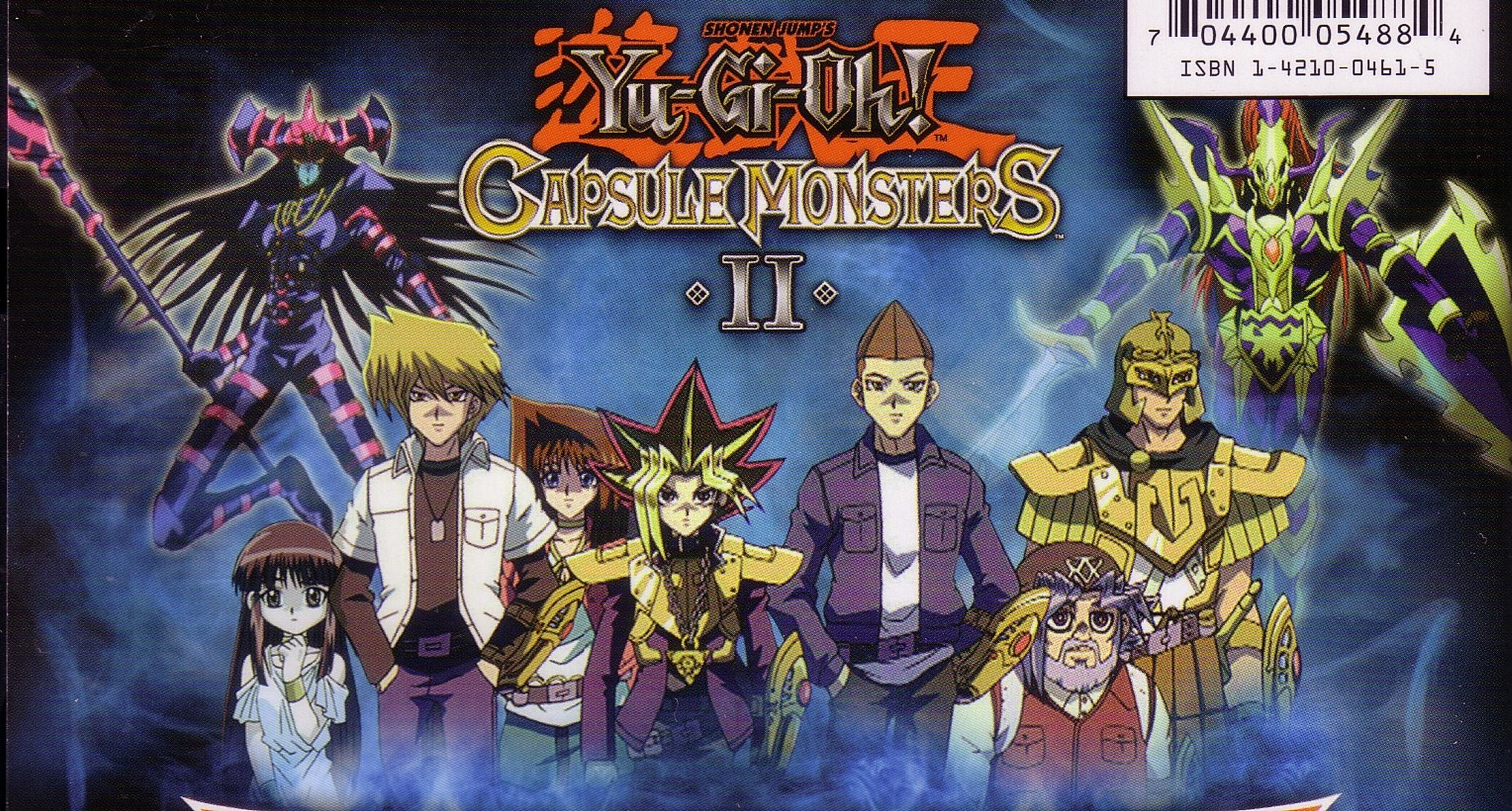 Tags: Anime, Takahashi Kazuki, Studio Gallop, Capsule Monsters, Yu-Gi