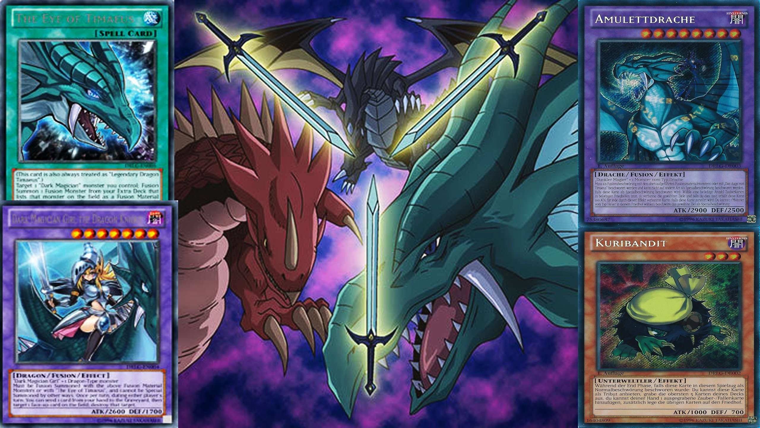 Yugioh News – Dragons of Legend – Legend of Heart & More! – 2014 – YouTube