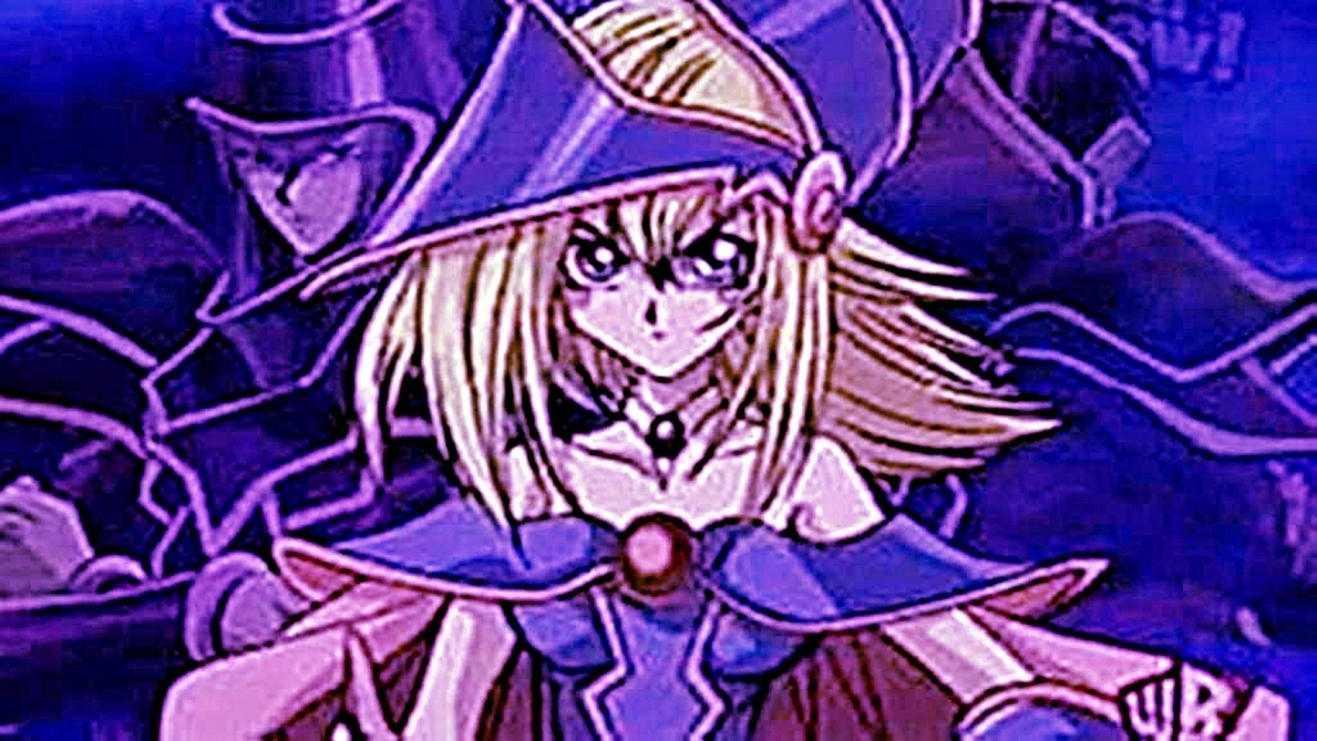 … Dark Magicians And Dark Magician Girl Team Work by chyo83