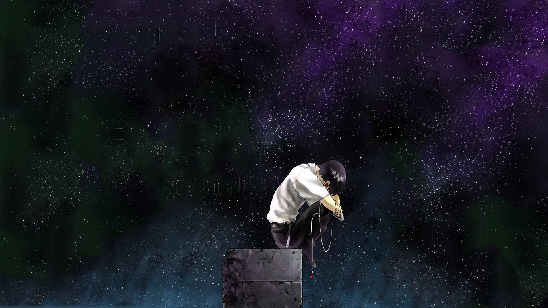 Shinji Ikari – Neon Genesis Evangelion …