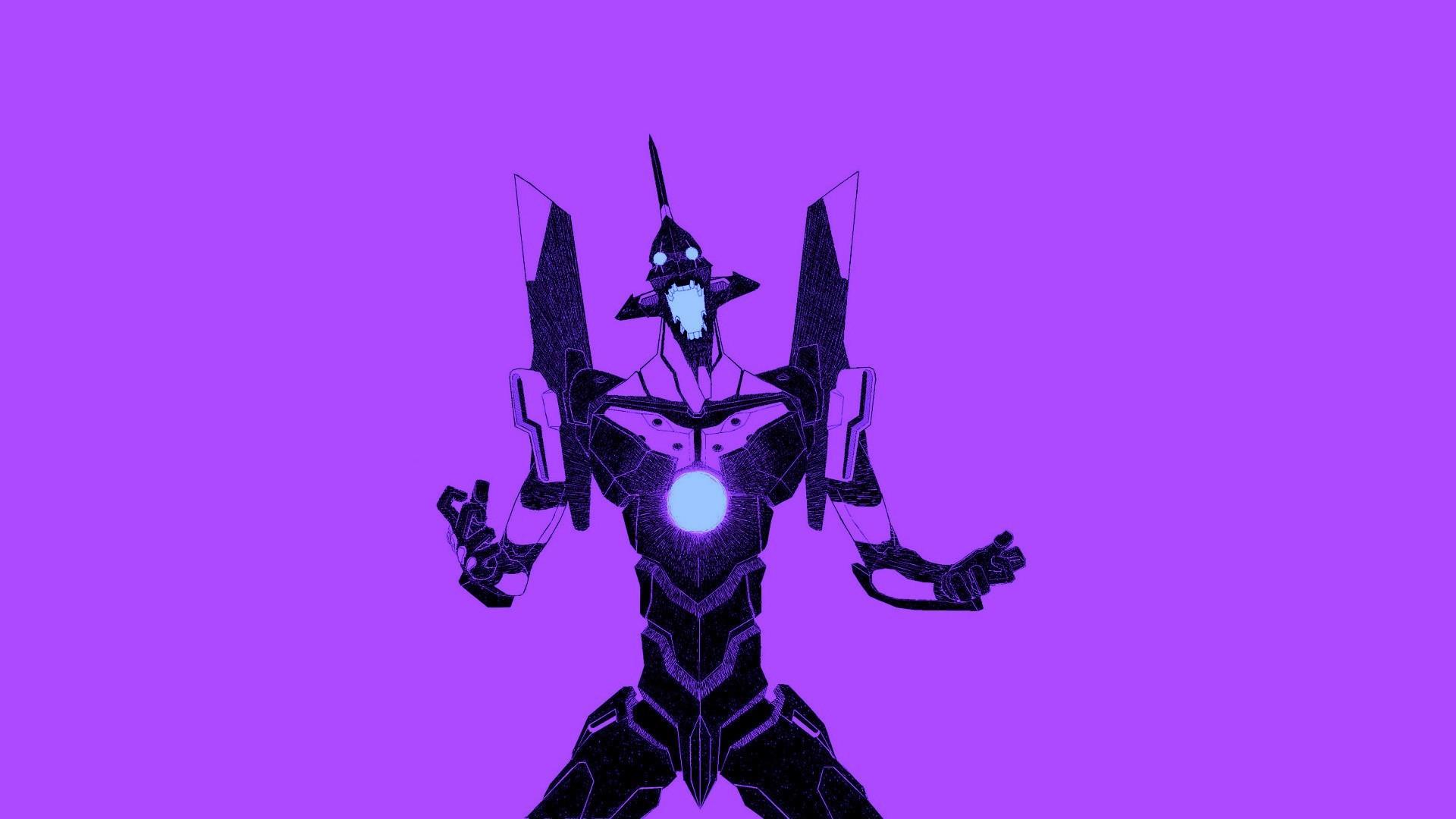 Anime Neon Genesis Evangelion EVA Unit 01