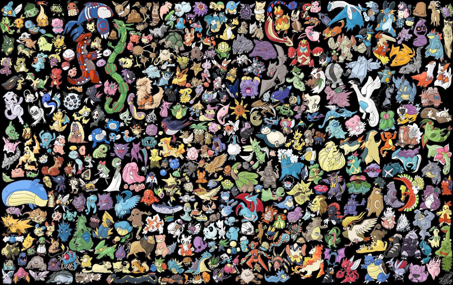 HD Wallpaper | Background ID:312091. Anime Pokémon