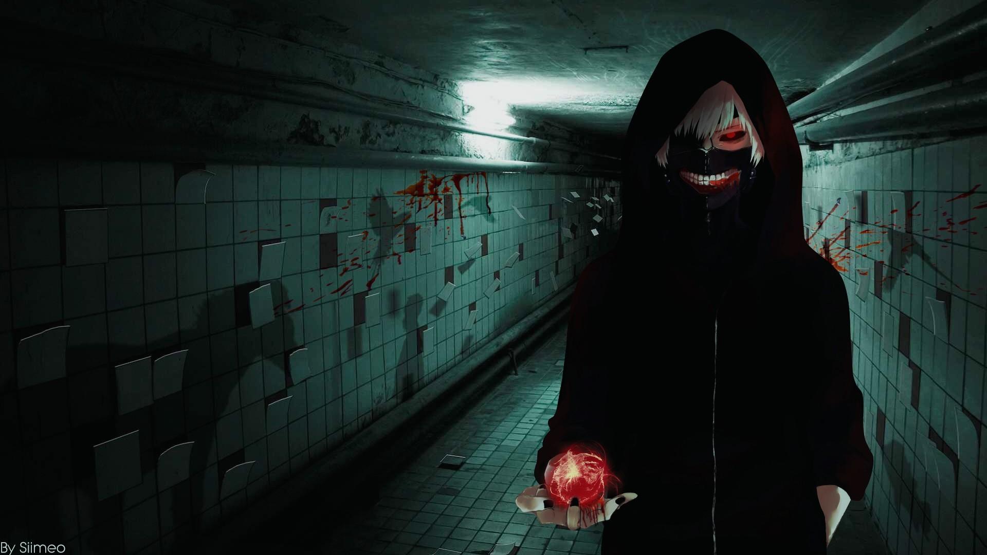 Tokyo Ghoul Wallpapers HD Download