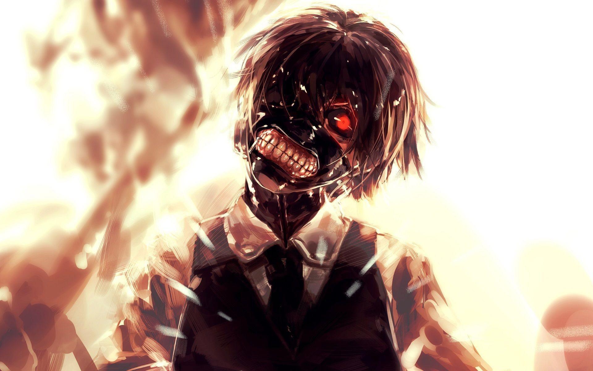 Tokyo Ghoul wallpaper hd free download