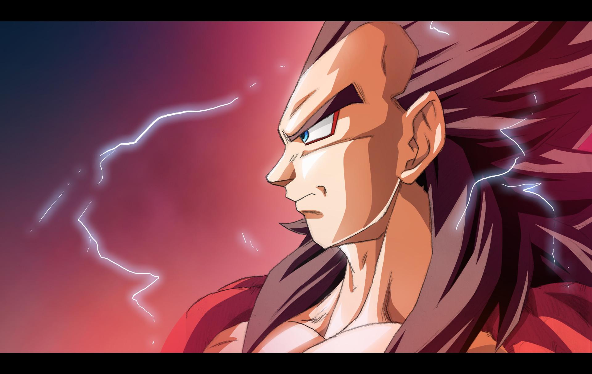 Anime Dragon Ball Super Vegeta (Dragon Ball) Wallpaper