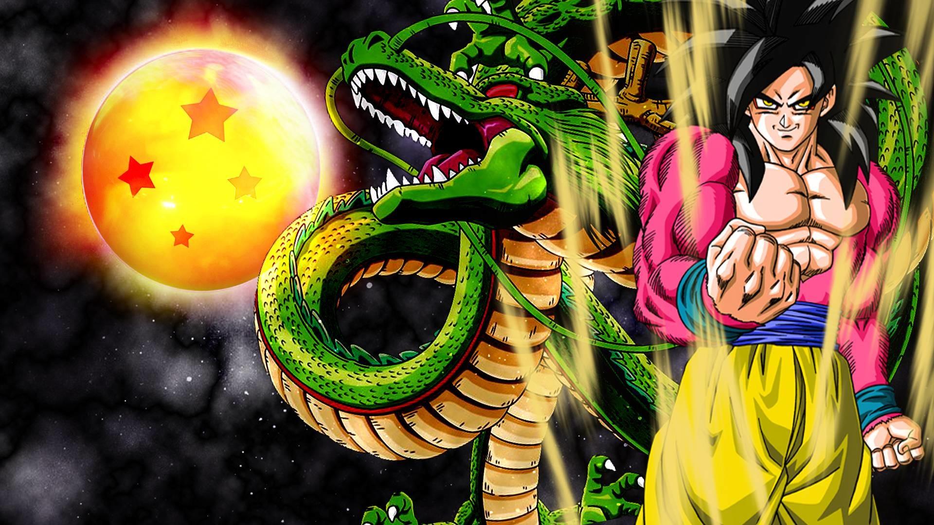 Ssj4 Goku Wallpaper – Viewing Gallery